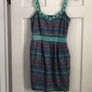 Dresses & Skirts - Size M above the knee length dress previously worn